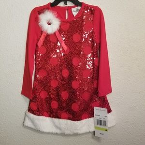 Girls Rare Edition Holiday Dress